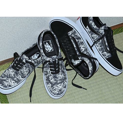 Vans JAPAN FABRICS COLLECTION