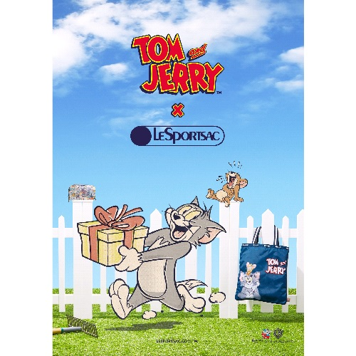 Tom and Jerry x LeSportsac聯名系列